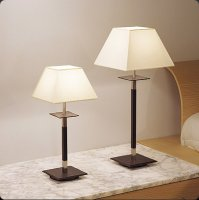 Настольная лампа Bover LUA MINI 2022961 Никель