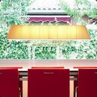 Подвесной светильник Bover MEI 120 4519905 Матовый никель