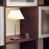 Настольная лампа Bover MIMI MESA 2023305 Матовый никель