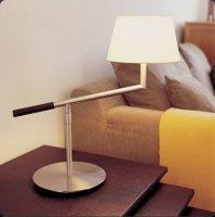 Настольная лампа Bover OLIVIA 1924160 Темный никель