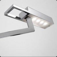Бра Bover SPOCK-A 1110510L Хром серый