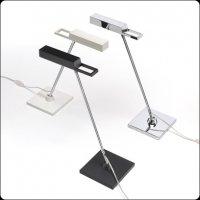 Настольная лампа Bover SPOCK-T 1910510L Хром серый