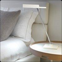 Настольная лампа Bover SPOCK-T 1910511L Хром белый