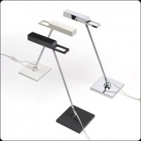 Настольная лампа Bover SPOCK-T 2010510L Хром серый