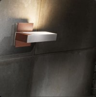 Бра Bover TIMEA - A 102550535 Дерево-никель