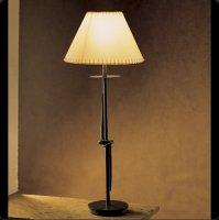 Настольная лампа Bover TOUS MESA 2123404 Черное железо