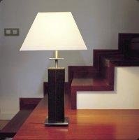 Настольная лампа Bover ULMA MESA 2122860 Темный никель