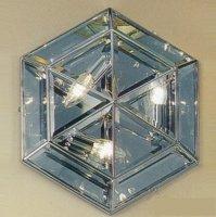 Потолочные светильники Cremasco, 1053/3 cris/cr