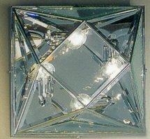Потолочные светильники Cremasco, 1082/4 cris