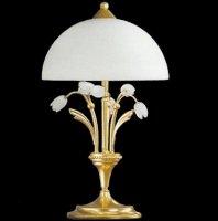 Настольные лампы Cremasco, 203/3 white