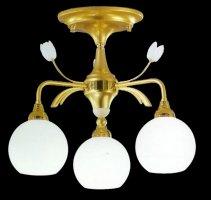 Потолочные светильники Cremasco, 205/3 white