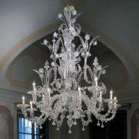 Большие люстры De Majo Illuminazione, 7061/K8+4