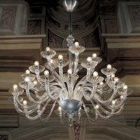 Большие люстры De Majo Illuminazione, 8000/K15+10+5
