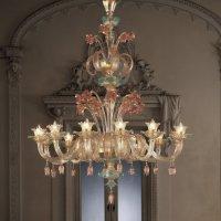 Большие люстры De Majo Illuminazione, 8004/K12