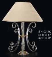 Настольная лампа ELITE BOHEMIA S 412/1/00