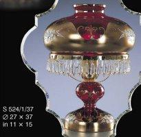 Настольная лампа ELITE BOHEMIA S 524/1/37