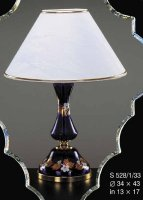 Настольная лампа ELITE BOHEMIA S 528/1/33