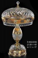 Настольная лампа ELITE BOHEMIA S 653/3/00