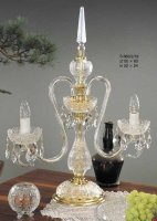 Настольная лампа ELITE BOHEMIA S 680/2/19