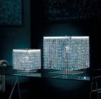 Настольная лампа Emme Pi Light 5501/TL1 G Swarovski