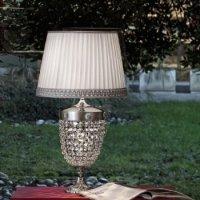 Настольная лампа Emme Pi Light 6000/TL2 G Asfou