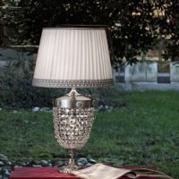 Настольная лампа Emme Pi Light 6000/TL2 G Swarovski