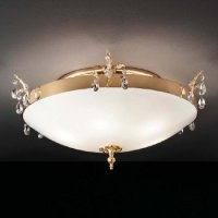 Потолочный светильник Emme Pi Light 6025/PL3 Swarovski