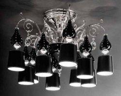 Потолочные светильники Black Grace/PL10