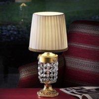 Настольная лампа Emme Pi Ligh 6006/TL1 P Swarovski