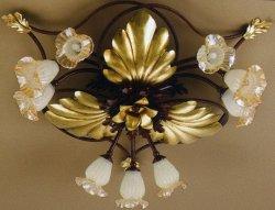 Потолочные светильники EPOCA 1354/PL9