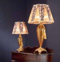 Настольная лампа Euroluce barocco/LP1L