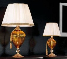 Настольная лампа Euroluce donatello/LP1L