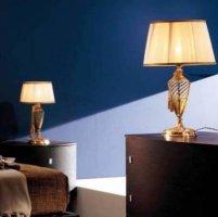 Настольная лампа Euroluce impero/LP1L