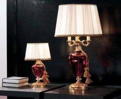 Настольная лампа Euroluce rubino/LG3+1L