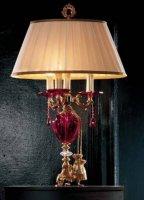 Настольная лампа Euroluce rubino/LGO3L