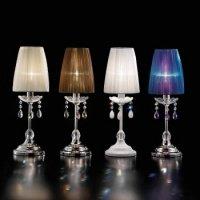 Настольная лампа Morosini Evi Style Hermitage CO Golden Teak