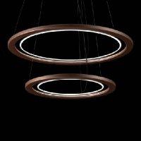 Подвесной светильник FlorianLight Free X2 / 60 Moka