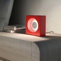 Настольный светильник FlorianLight Game Little Appoggio Rosso