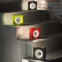 Настольный светильник FlorianLight Game Little Appoggio Verde