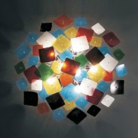 FlorianLight KB 80 SOFFITTO-PARETE MULTICOLOR