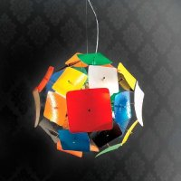 Подвесной светильник FlorianLight KB Sfera Small Multicolore
