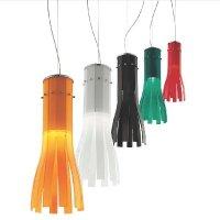 Подвесной светильник FlorianLight RAPÀLA Arancio