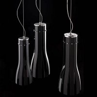 Подвесной светильник FlorianLight RAPÀLA Nero