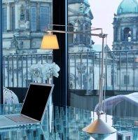 Настольные лампы FLOS ARCHIMOON SOFT BASE F0375000