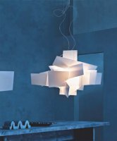 Подвесные светильники Foscarini BIG BANG Bianc 151007 10