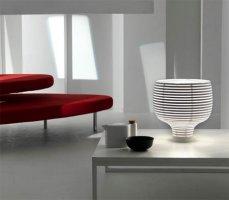 Настольные лампы Foscarini Behive Bianco 203001 10