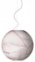 Подвесной светильник Foscarini PLANET Rosso 223017 63