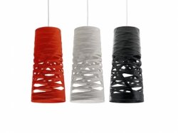 Подвесные светильники Foscarini TRESS piccola Bianco 182027 10