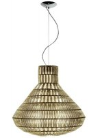 Подвесные светильники Foscarini Tropico Bell Avorio 179071 50