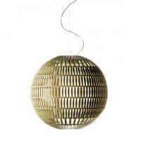 Подвесной светильник Foscarini Tropico Sphera Avorio 179073 50